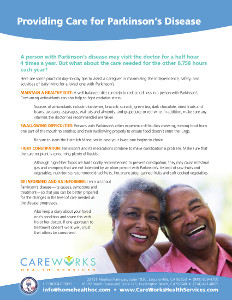 Care for Parkinson's